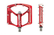 Straitline AMP Pedal titan axle red